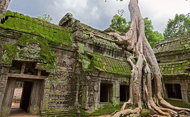 Secrets of Siem Reap