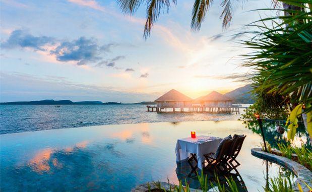 Hidden Paradise in Cambodia