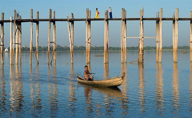 Authentic Myanmar Adventure