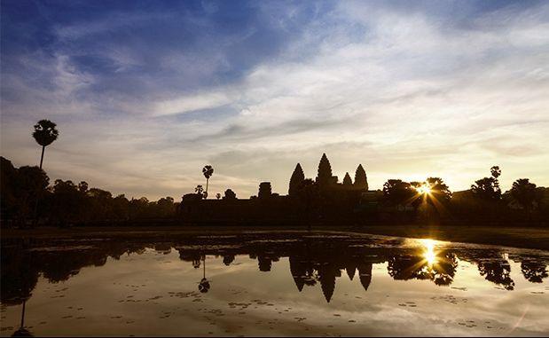 Cambodian Dream Villa Journey