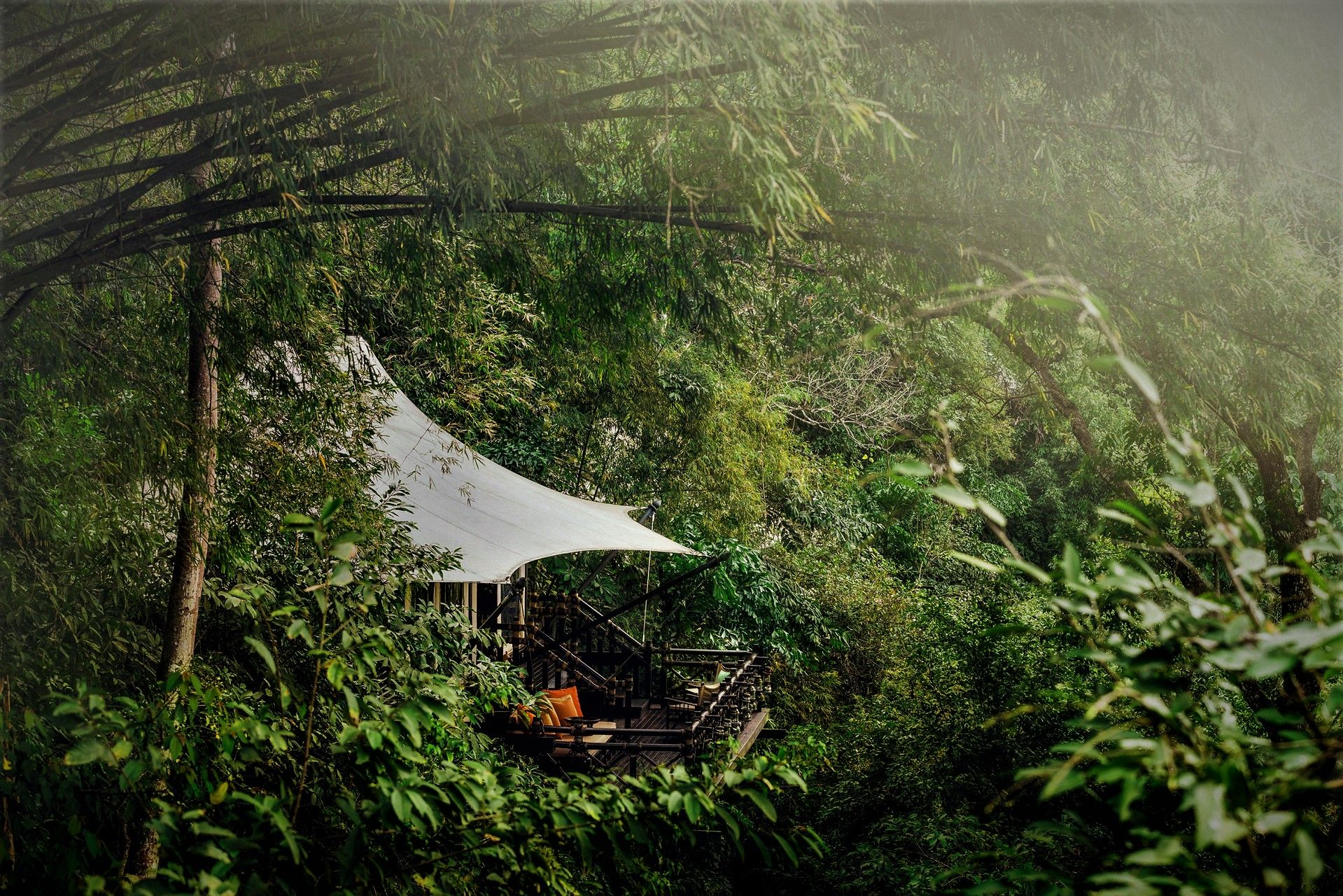 Lifestyle Glamping Southeast Asia