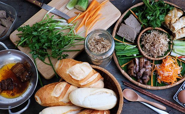 A Culinary Adventure in Vietnam
