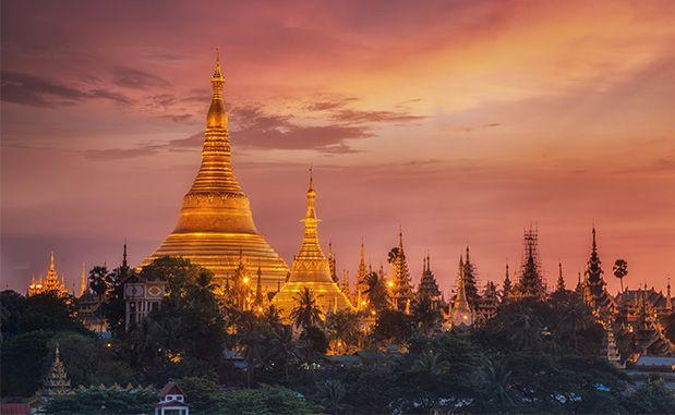 Enchanting Myanmar